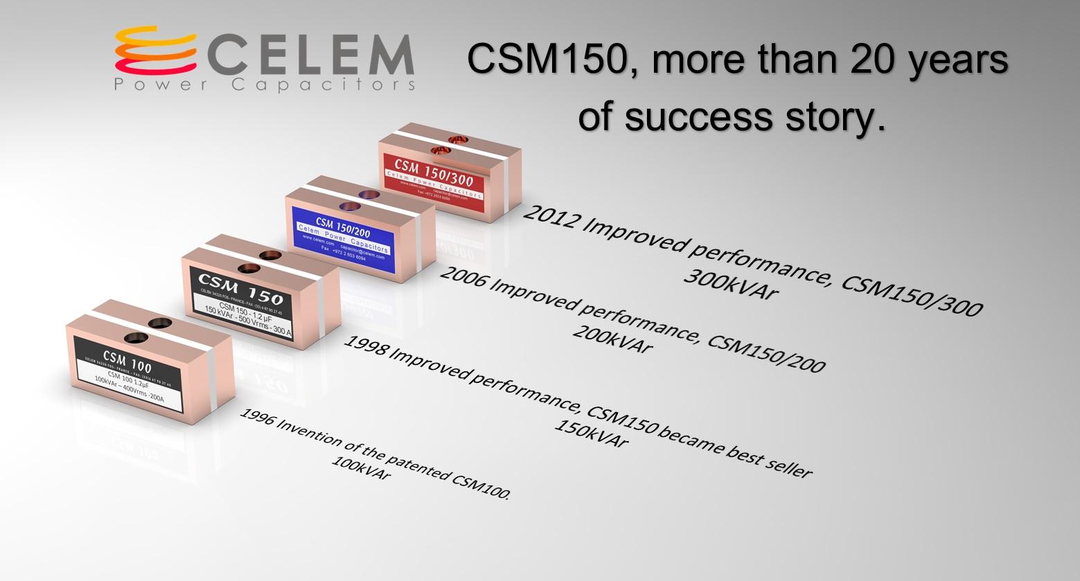 CSM150 Success story